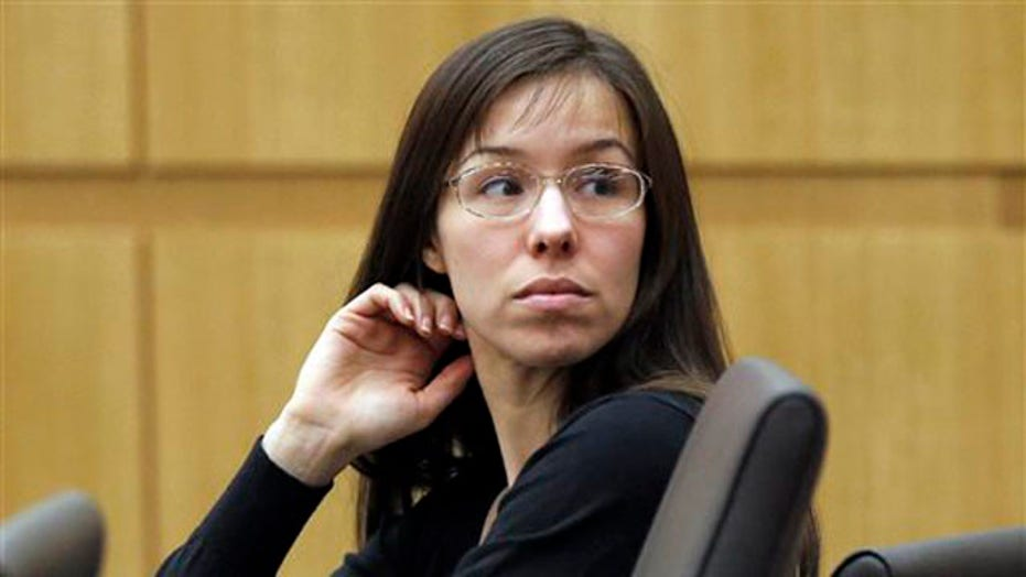 Jodi Arias to represent herself at execution trial