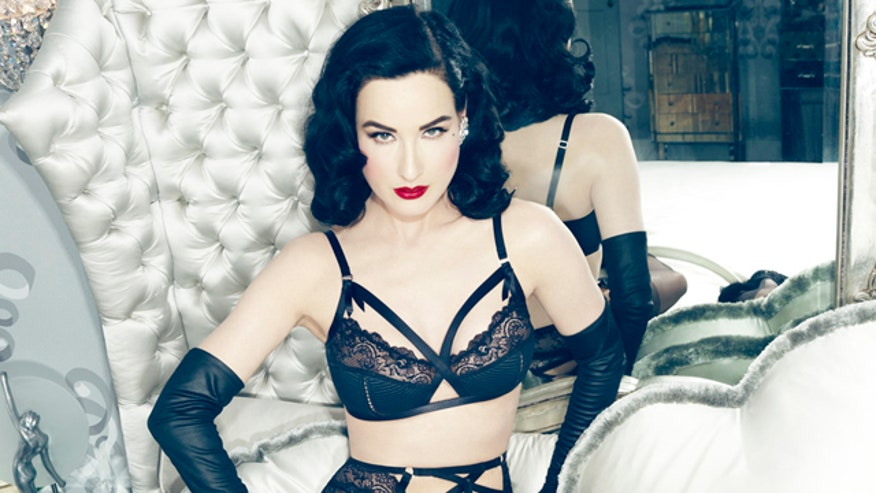 Dita Von Teese, the reigning queen of burlesque, outlines a few tips you should know before buying lingerie.