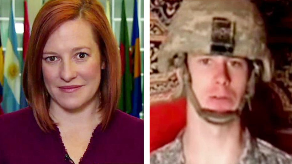 Jen Psaki: Bergdahl swap 'worth it' despite desertion charge