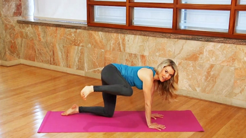 3 Moves to Sculpt Your Butt