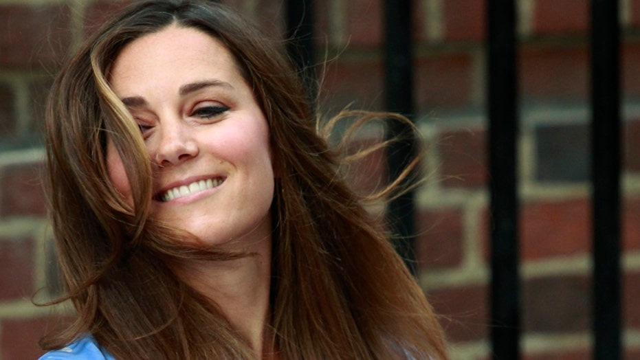 Get the Look: Kate Middleton's Royal Blowout