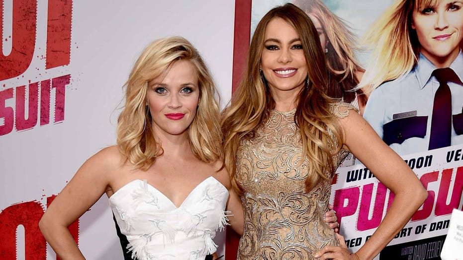 Vergara, Witherspoon bring the heat to 'Hot Pursuit'