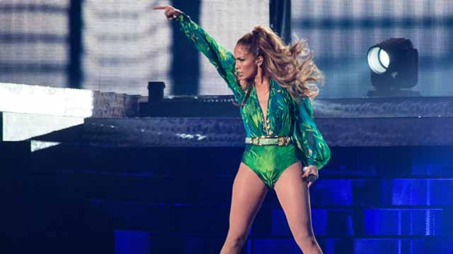 JLo is heading to the Las Vegas strip