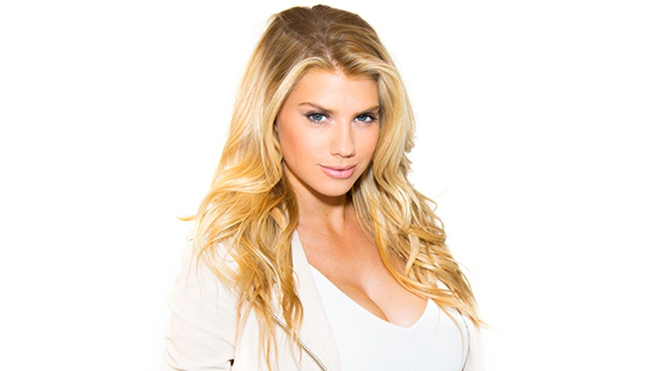 Charlotte McKinney Embraces Being a 'Beautiful Curvy Girl' For GUESS Girl