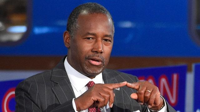 Behind the GOP candidates' debate body language