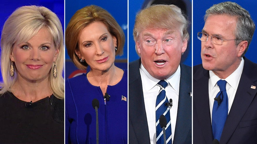 Candidates dominate debate conversation on social media