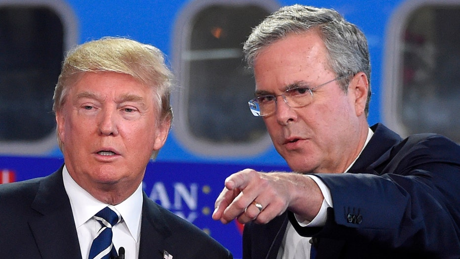 Bush right about Trump's interest in Florida casinos?