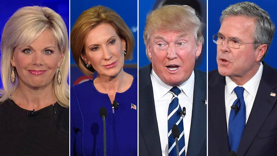 Gretchen's Take: Trump, Bush, Fiorina are winners on Twitter