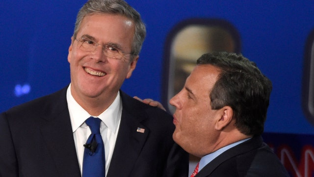 Halftime Report: The never-ending GOP debate
