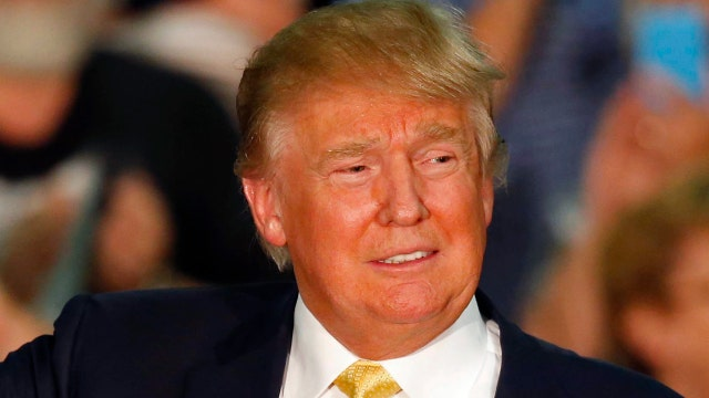 Public's interest in Donald Trump starting to drop?