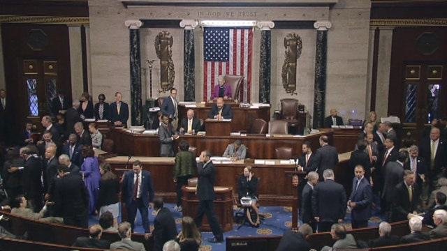 House passes bill to block Planned Parenthood funding