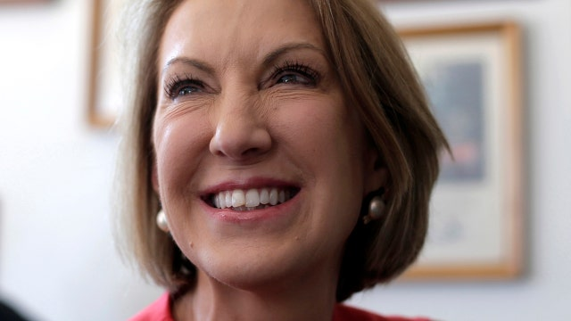 Fiorina surrogate: 'Rising star' Carly the new target