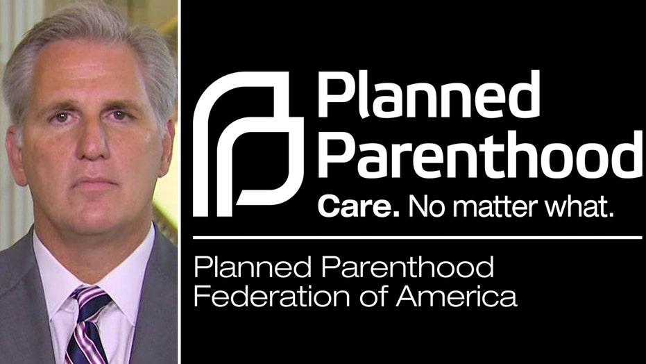House lawmakers move to defund Planned Parenthood