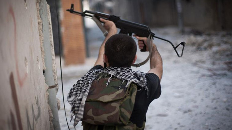 Millions spent to train only a handful of Syrian rebels