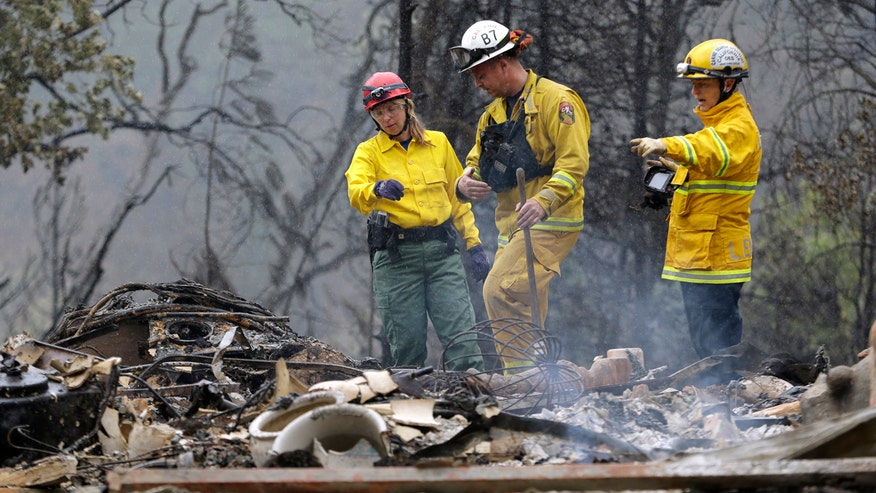 Valley, Butte fires rank among worst in state history