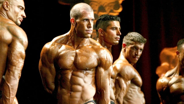 """the debate about the growing use of anabolic steroids in athletics I know see that some people that i looked up to they saw steroids as a way to go and growing and the bad of steroids use,"""" they say that """"anabolic."""