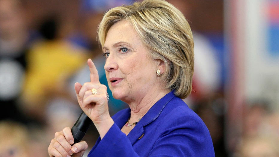 Clinton now opposes pipeline, running scared from Sanders?