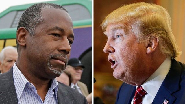 Political Insiders Part 1: Carson and Trump neck and neck