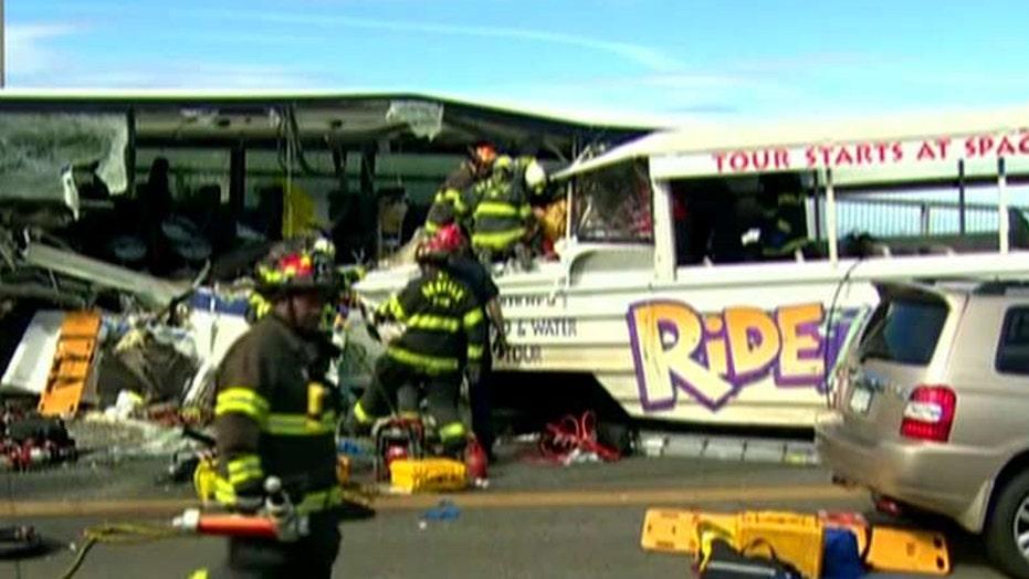 NTSB investigating Duck Boat involved in fatal crash