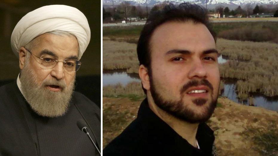 Iran suggests quid pro quo for American prisoner release
