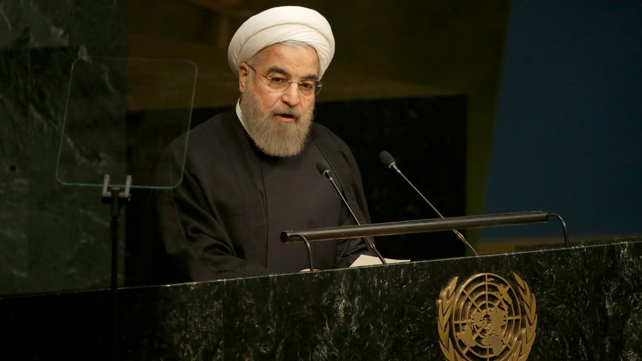 Eric Shawn reports: Rouhani at the UN