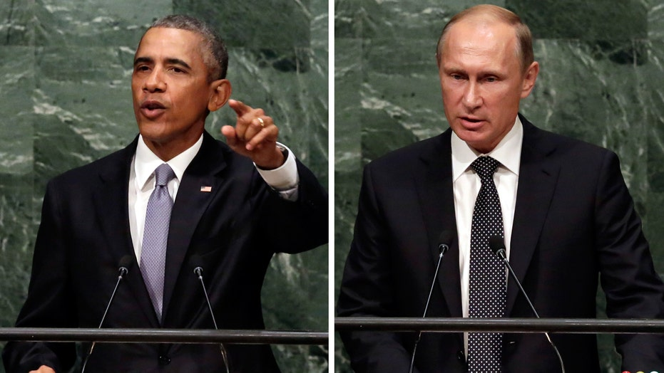 What do Obama and Putin have to gain from meeting?