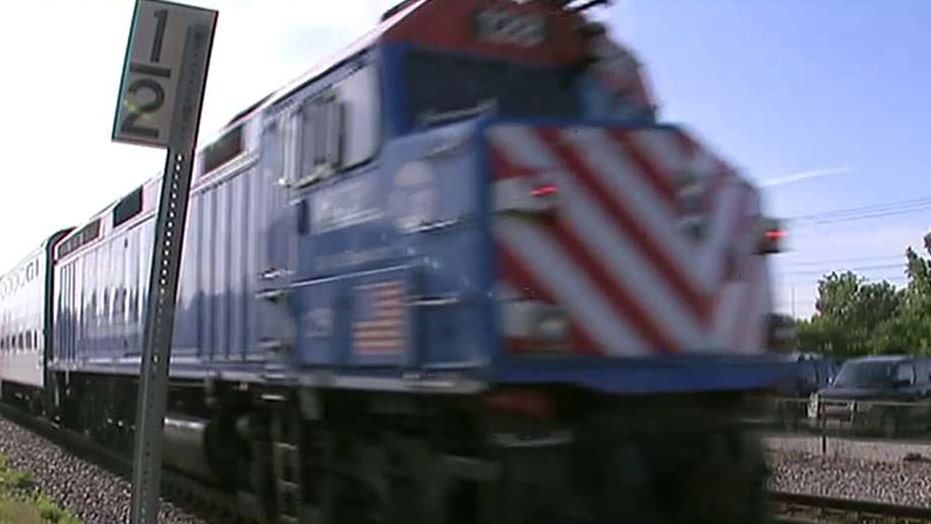 Many rail carriers behind in deploying safety technology