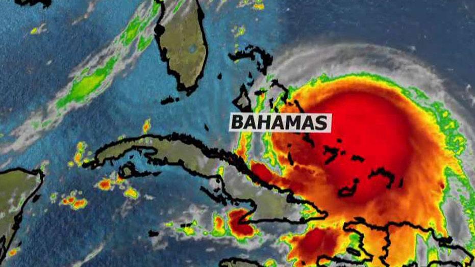 Hurricane Joaquin strengthens to category 3