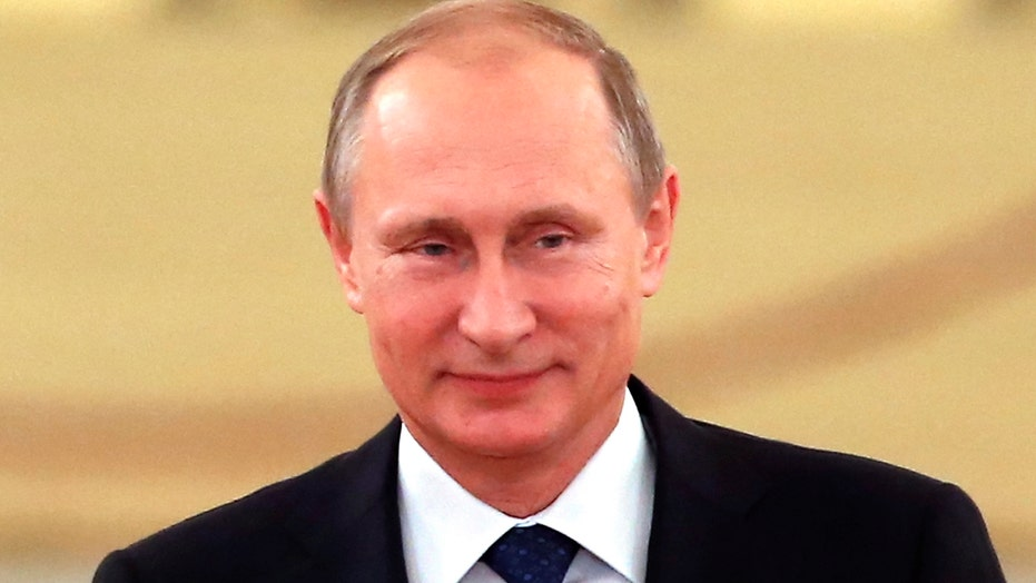 Putin 'bidding for dominance' in the Middle East?