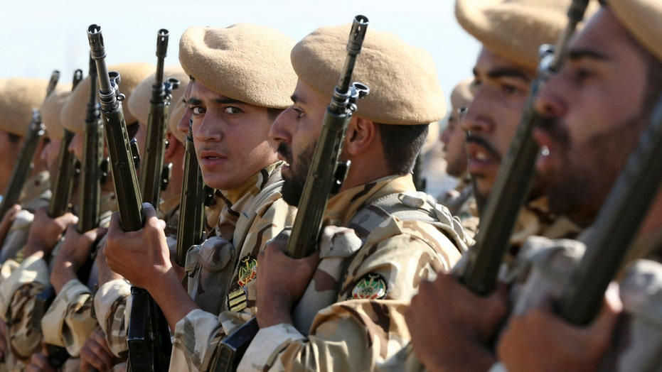 New Iranian troops arrive in Syria for ground offensive