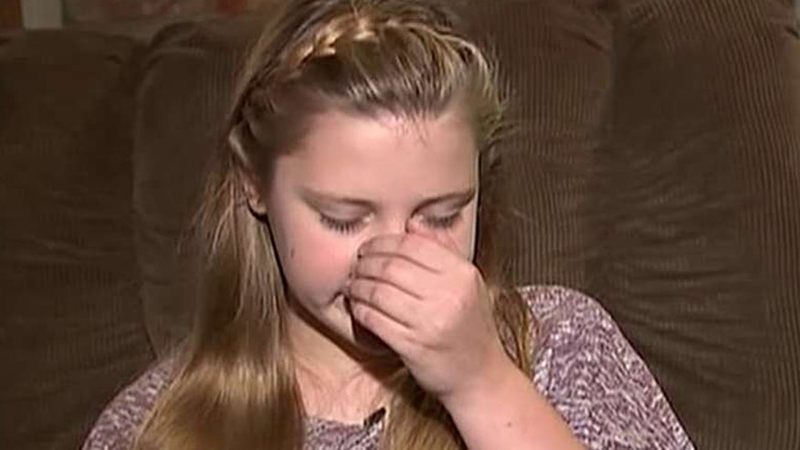Houston tween suffers from strange condition