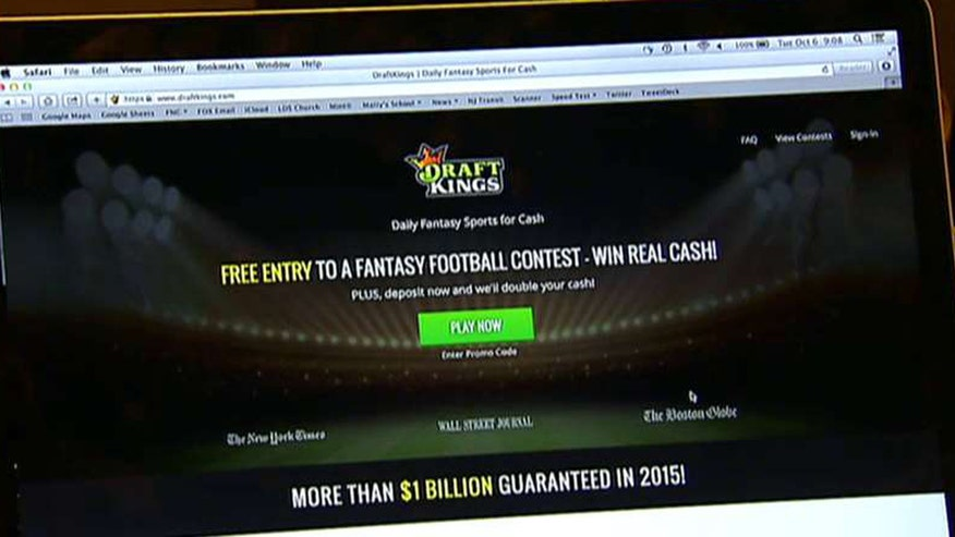 Allegations arose after a Draft Kings employee won big on a rival website