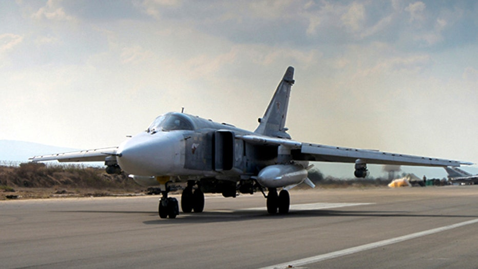 Turkish airspace violated by Russian jets
