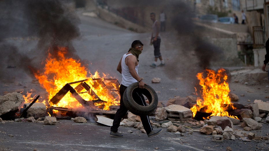 Four Israelis killed amid unrest in the West Bank