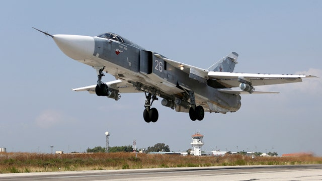 Russian jets come dangerously close to US drones over Syria