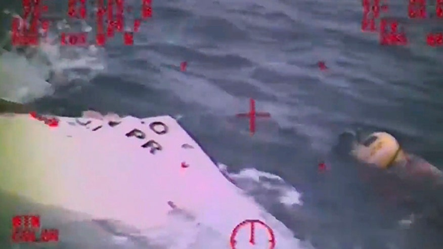 Coast Guard to focus on finding survivors, locating ship's black box