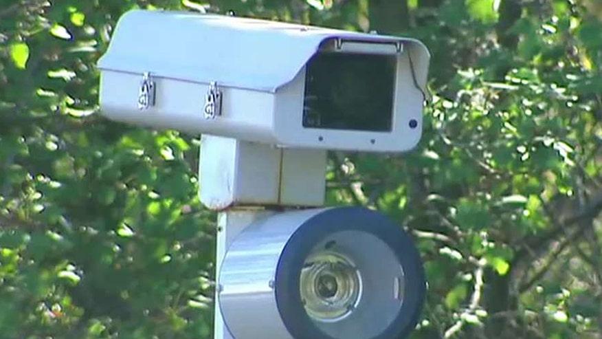 Critics blast cameras as 'taxation by citation'