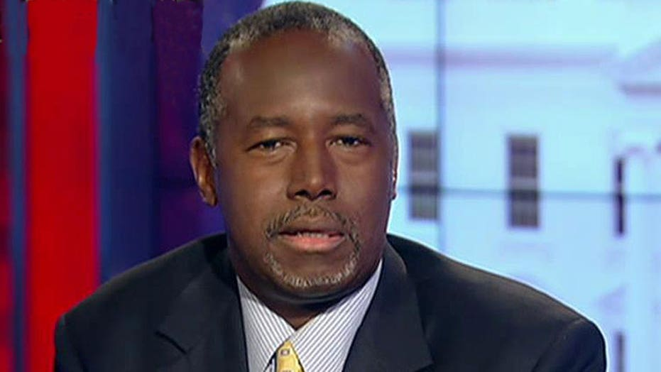 Ben Carson stands by his views after vicious media attacks