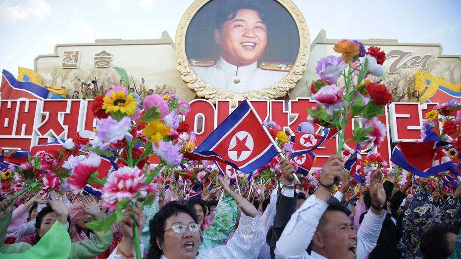 North Korea celebrates 70th anniversary of ruling party