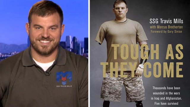 'Tough as They Come' tells Army Sgt. Mills' inspiring story