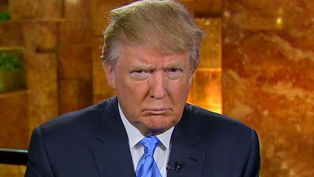 Donald Trump on confronting ISIS