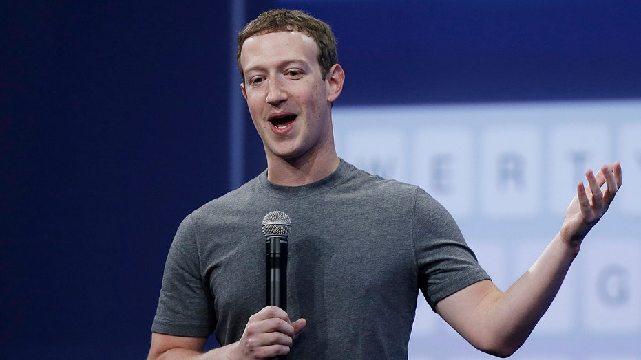 Mark Zuckerberg setting example for working dads?
