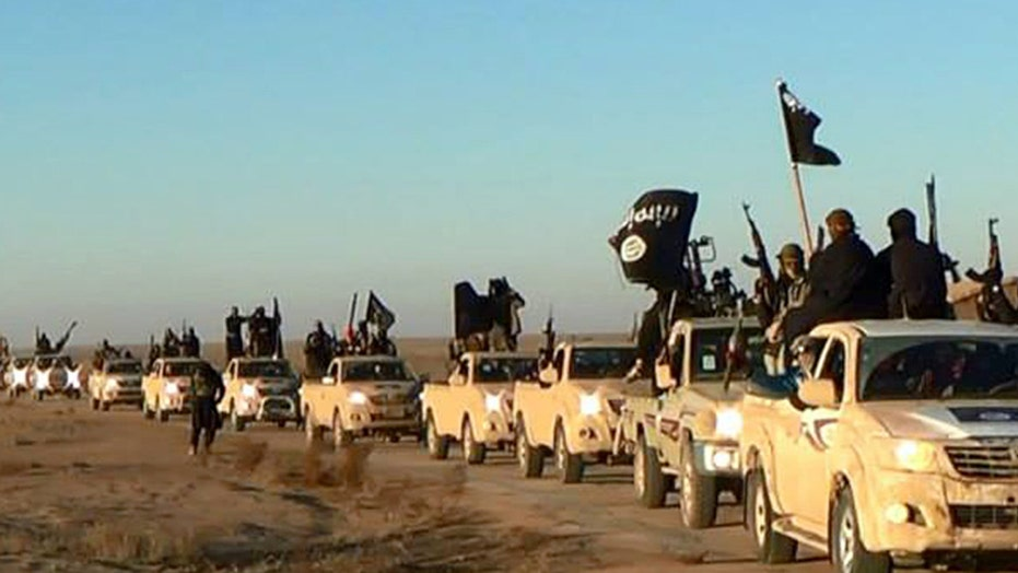 Political Insiders Part 3: DOD fudging ISIS intel?