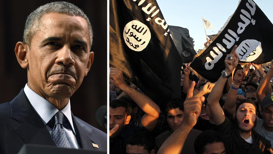 Allegations of manipulated ISIS intelligence swarm around WH