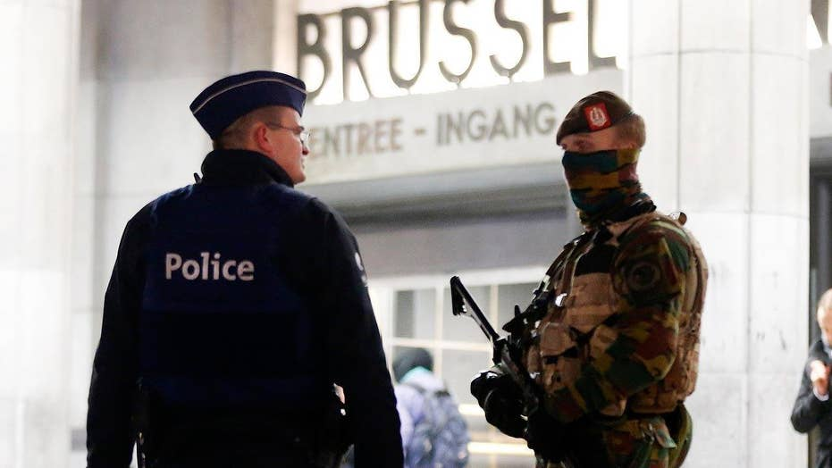 Belgium remains in the grip of terror