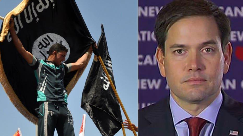 Sen. Marco Rubio: We are at war with radical jihadists