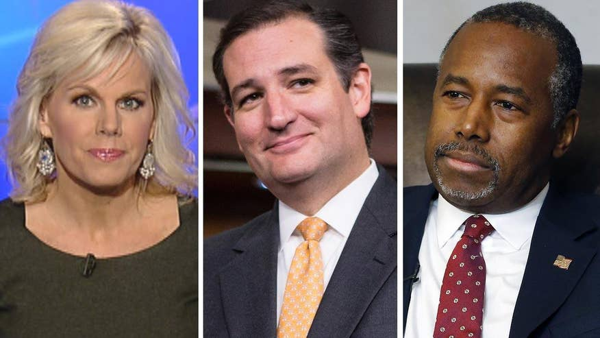 Drastic changes for Cruz, Carson in latest polling