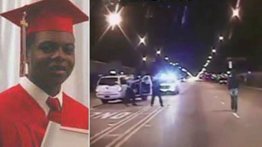 Police officer charged with first-degree murder over teen's death; Reaction on 'Hannity'