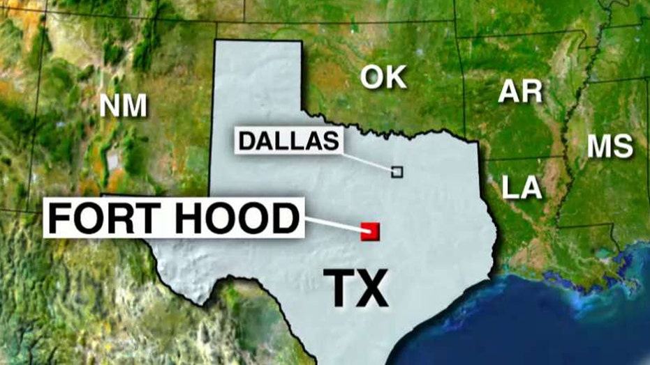 Four dead in military copter crash at Fort Hood