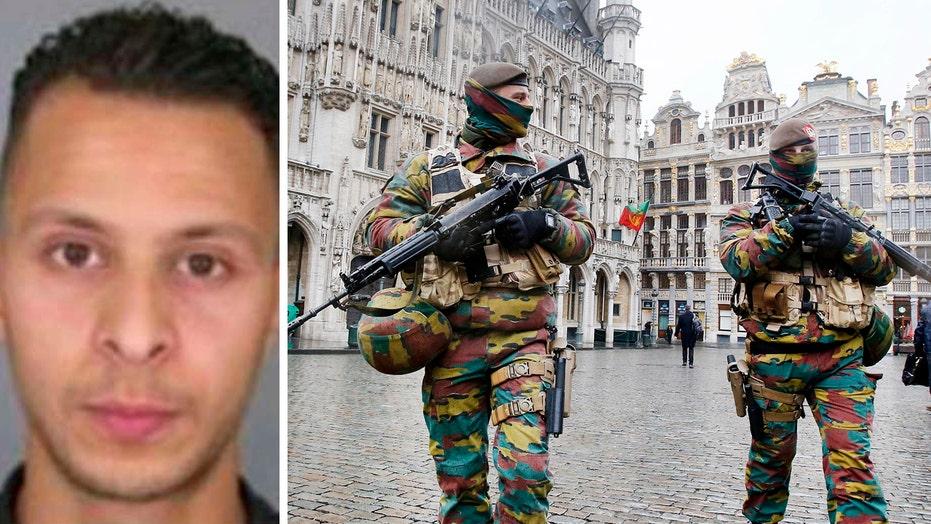 Belgium: Search continues for Paris attack suspect